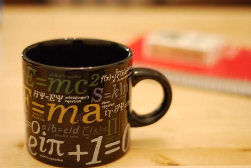 A dose of caffeine...