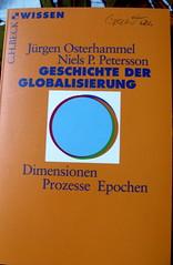 Geschichte der Globalisierung to sell