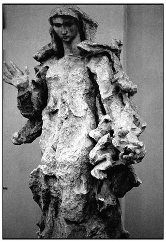 Madonna of the Splinter - Vatican Museum, 1993