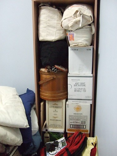 Bookshelf Pile