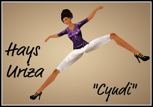 "Blog:  Shoe Expo - Hays Uriza ""Cyndi"""