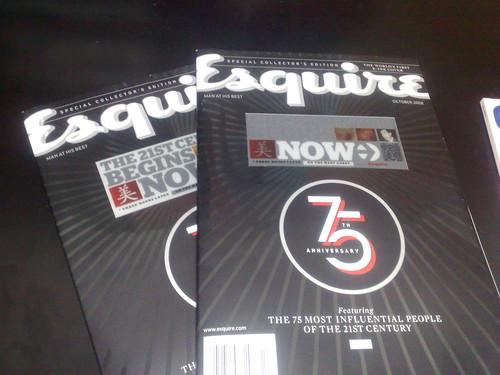 Esquire eInk par RobotSkirts