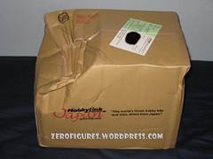 Shiori Shipping Box