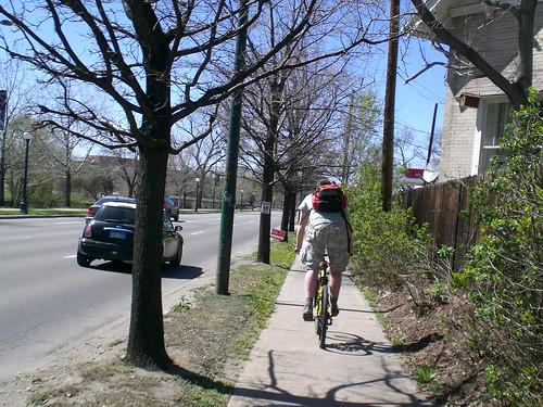 Denver Metro Living Streets Initiative: North Bound South End_Washington to Pennsylvania 003 (5)