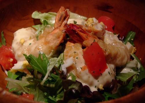 Salada Udang