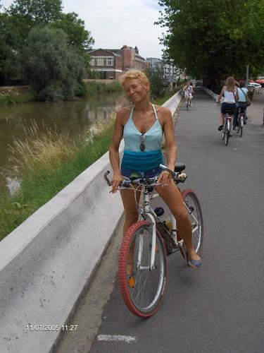 veerle_op_fiets