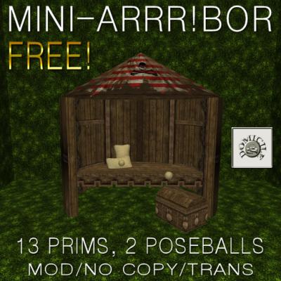Freebie - Domicile Mini-ArrrBor