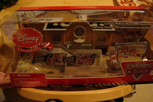 Disney CARS Remote control mini's