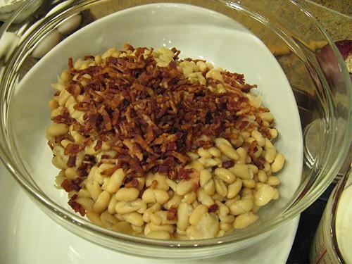 bacon & beans