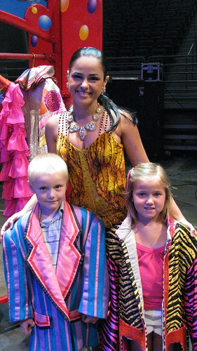 Circus Polka Spot Kids