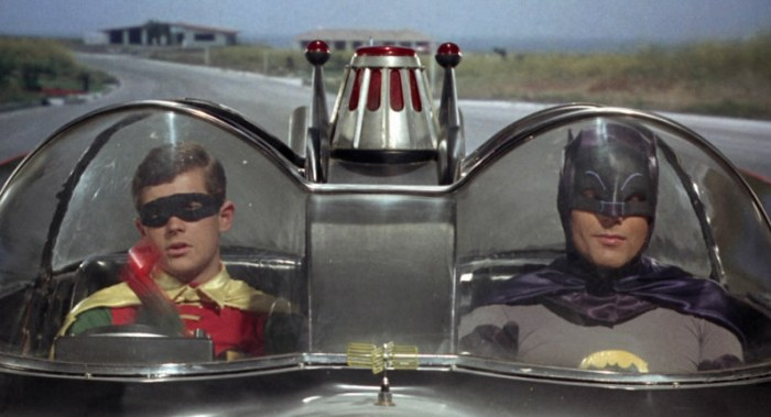 BATMAN - ROBIN - ADAM WEST - BURT WARD
