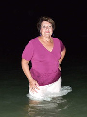 Valerie - Wading at night