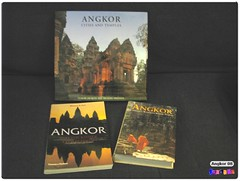 Books to prepare for Angkor
