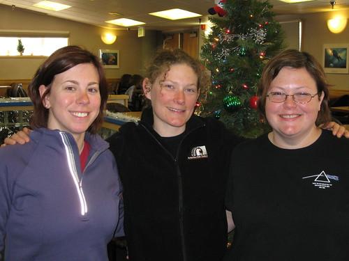 Karen, Tracy and Breana