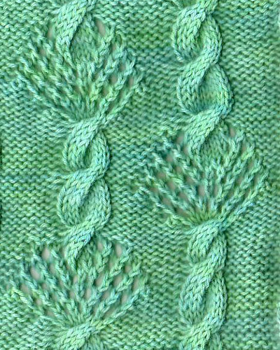 05. Cable-Stitch Patterns The Walker Treasury Project