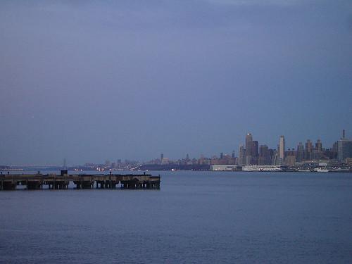 Manhattan desde Hoboten