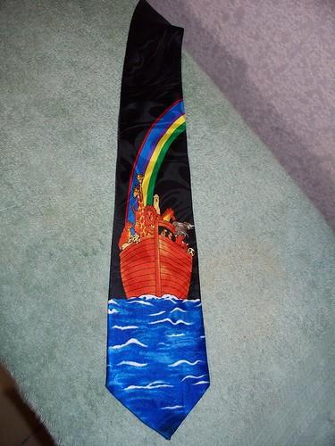 Corbata del Arca de Noe