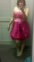 Bubble gown