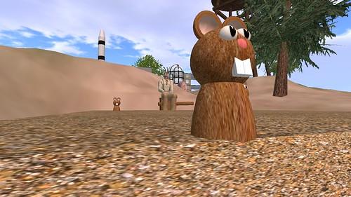 Welsh - Whak-A-Mole Game