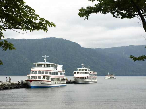 十和田湖 1