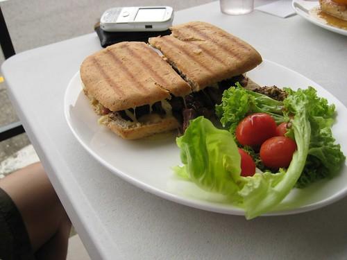 The Ultimate Steak Sandwich!