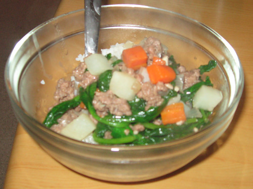 Ground Beef & Vegetable Stew (Picadillo)