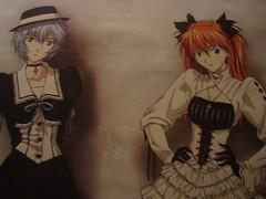 Evangelion Wall Scroll