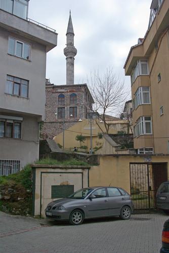 Kaptan paşa camii, üsküdar, istanbul, pentax k10d