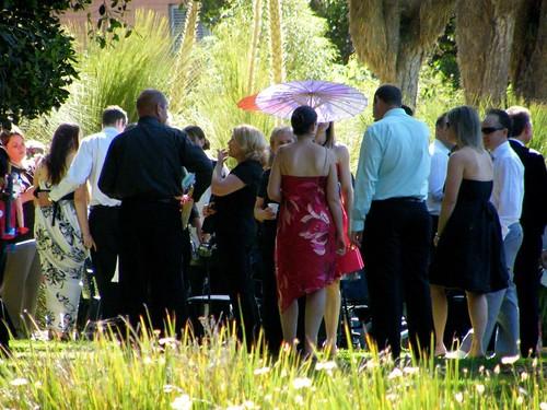 A random wedding