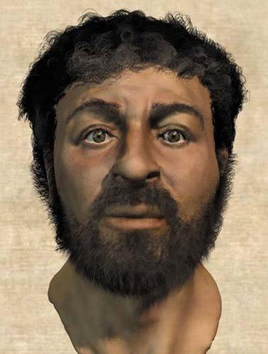 il vero volto di Gesù Cristo
