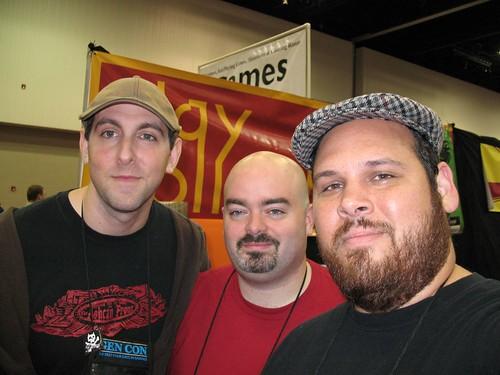 Judd Karlman, Rob Bohl & Me