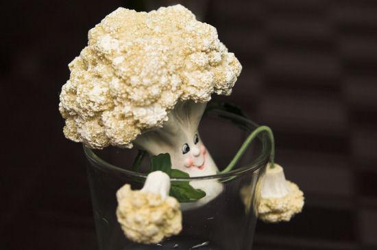 Mr Cauliflower