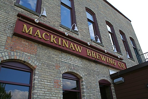 Mackinaw Brewing Co.
