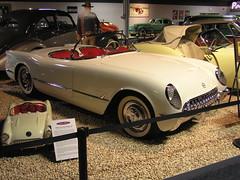 National Auto Museum, Reno - John Wayne's 1953...