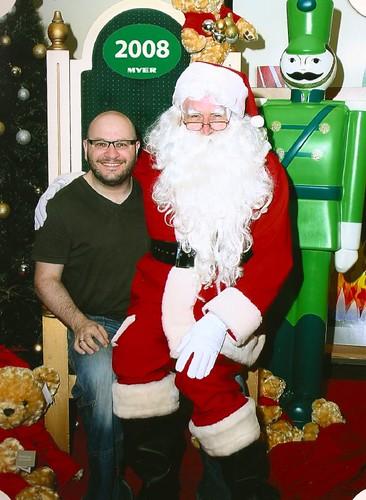 Rob  Santa by you.