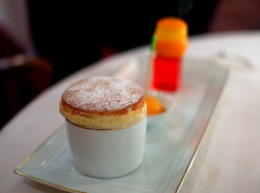 "Dessert: A ""Mikan"" Tangerine"