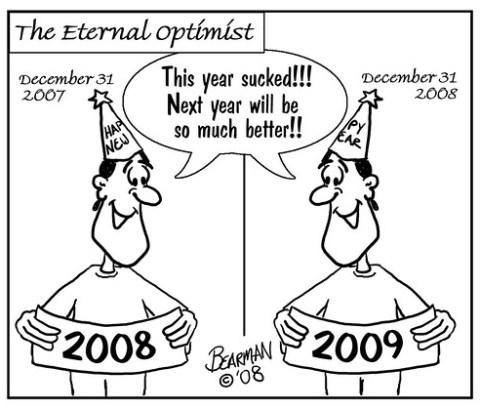 New Years Optimist