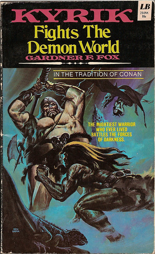 Kyrik Fights the Demon World (1975)