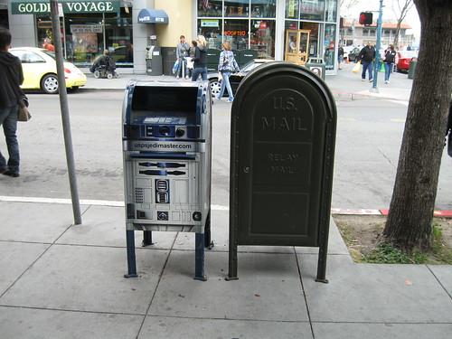 R2-D2 a lettres