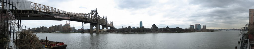 Queensboro bridge, New York