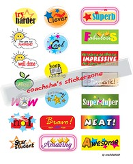 coachsha\'s stickerzone