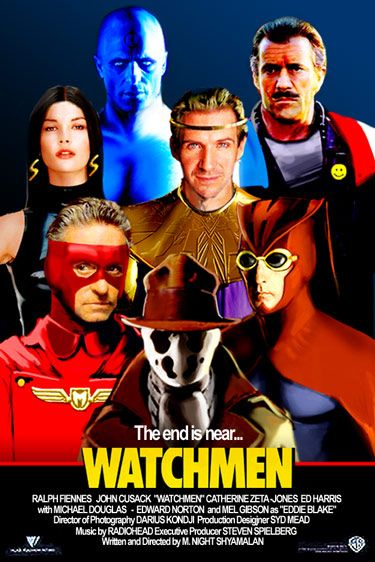 watchmen nightmare