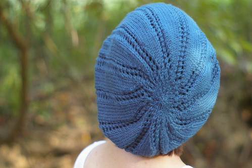 slouchy hat back