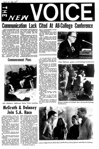 New Voice for April 1, 1969