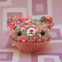 Jordan's Cupcake!