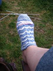 Second Salty heel