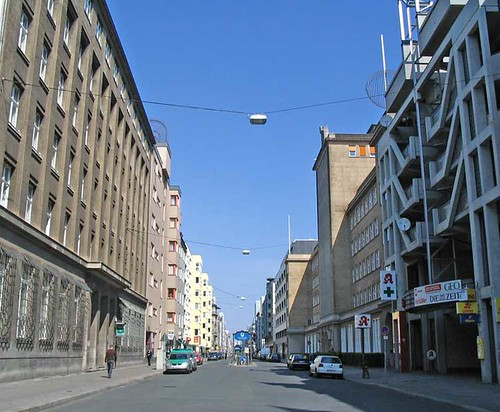 Friedrichstraße on a Sunday. Photo: Ulla Hennig