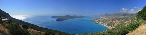 Elounda Bay Panorama