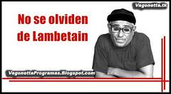 Esteban Mellino - El Profesor Lambetain - 4