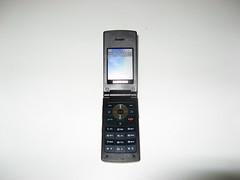 Samsung E215 - Front open
